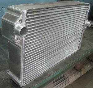 Охладитель двигателя New Holland
