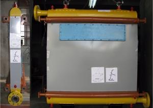 Газомасляный теплообменник ГМТ-300