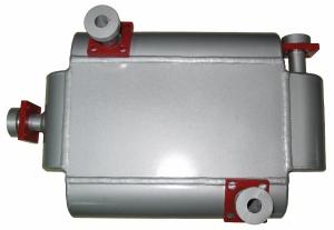 Маслоохладитель компрессора АГНКС