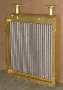 Заказать теплообменный аппарат для компрессора газотурбинного двигателя
