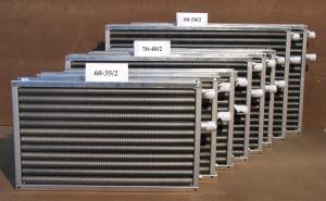 Подогреватели воздуха - канальные калориферы